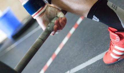 Trainerlehrgang für olympisches Gewichtheben